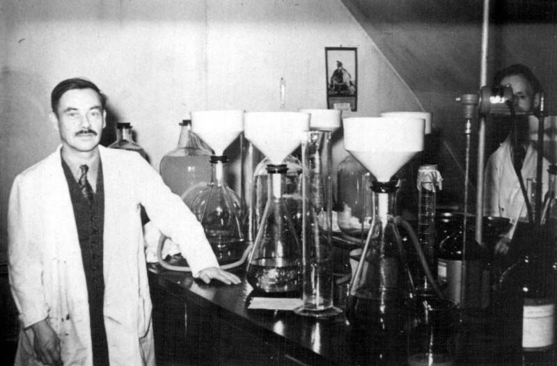 Dr. Arthur F. Charles played a key role in the development and production of heparin at Connaught Laboratories.