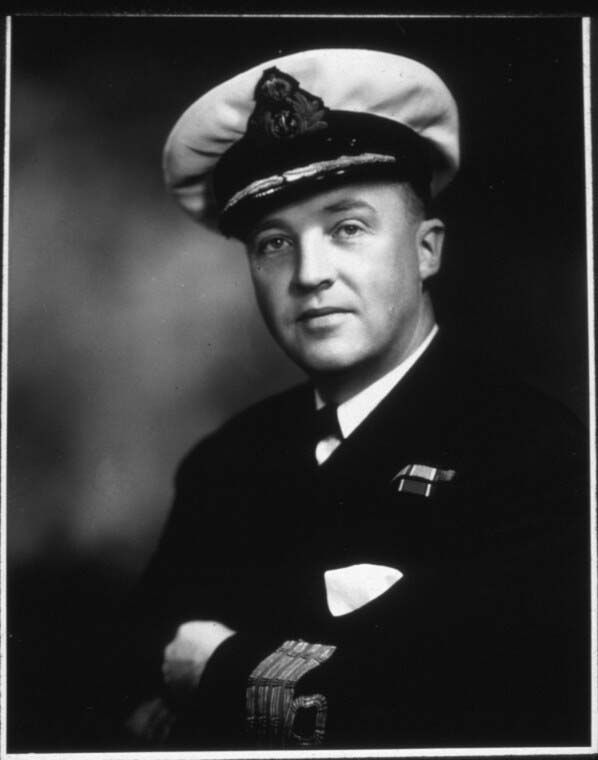 Dr. Charles H. Best initiated the Canadian Blood Serum Project when the war started and in 1942 was appointed director of the medical research unit of the Royal Canadian Navy, with the rank of Surgeon, Lieutenant-Commander; in 1943, he was promoted to Surgeon Captain.