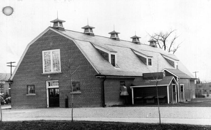 Laboratory Unit #3, later known as Building 16, where heparin was produced until the early 1950s. This building still stands at the Sanofi Pasteur Connaught Campus site.