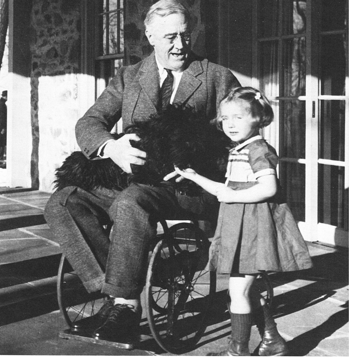 Franklin D. Roosevelt fell victim to polio in 1921, then more commonly known as infantile paralysis, despite many adult cases. Roosevelt was a U.S. Senator at the time and was vacationing near the border of Maine and New Brunswick when he fell ill. Polio left him dependent on crutches and a wheelchair, although he would serve three terms as U.S. President.