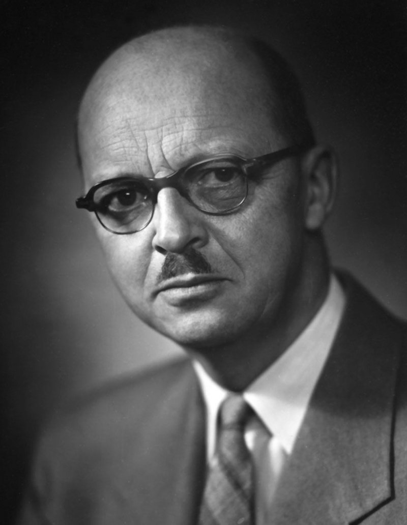 Dr. Raymond C. Parker was born in Nova Scotia and after completing a Ph.D. at Yale focused on zoology and anatomy, he undertook animal cell growth studies in Berlin and at the Rockefeller Institute in New York, this work leading to his seminal book, Methods of Tissue Culture. After work with typhus fever vaccine at Connaught during the war, Parker focused on cell growth studies and organized a major international tissue culture conference at Connaught in 1948