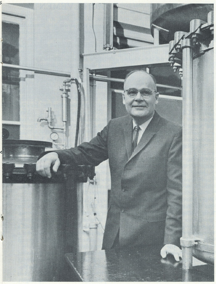 Dr. James Kenneth Wallace Ferguson, known generally as Ken, served as Director of Connaught Medical Research Laboratories from October 1, 1955 until his retirement on May 30, 1972.
