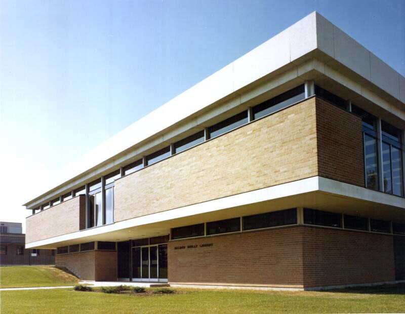 Balmer Neilly Library, Building 84.